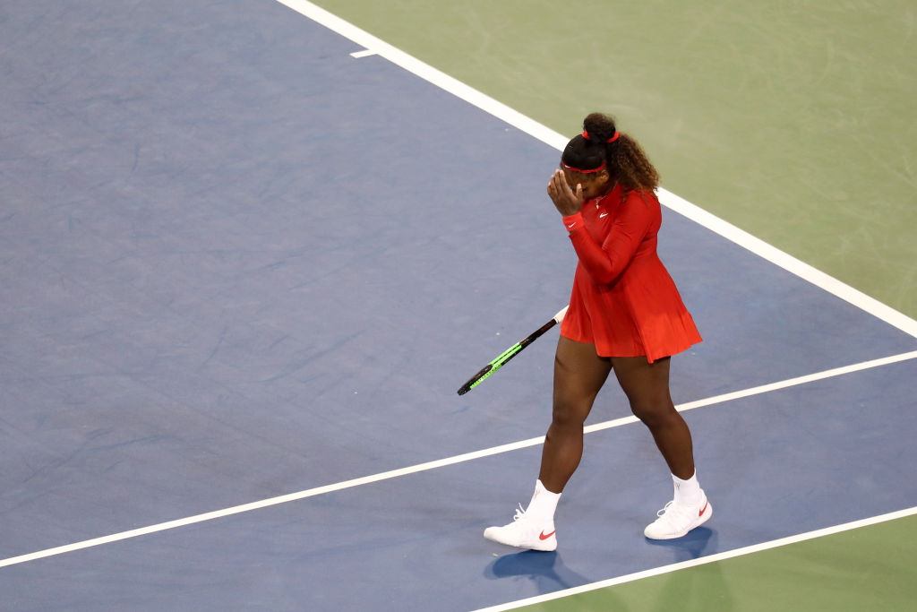 Asesino Hermana Serena Williams Afectó Derrota