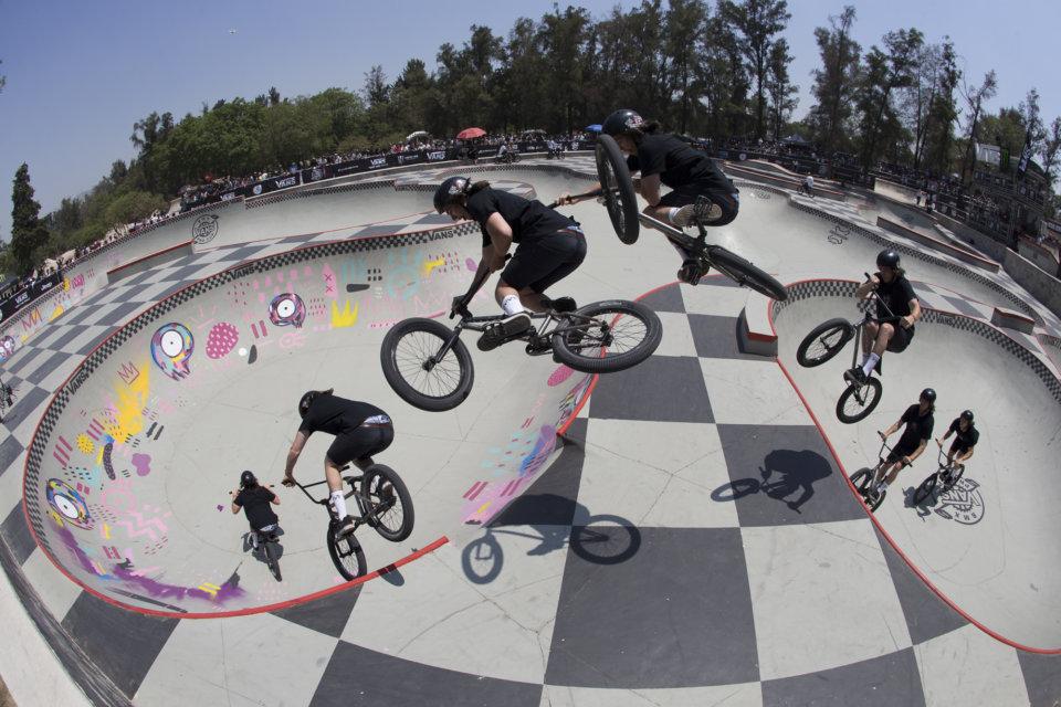 Guadalajara Vans BMX Pro Cup fechas registro