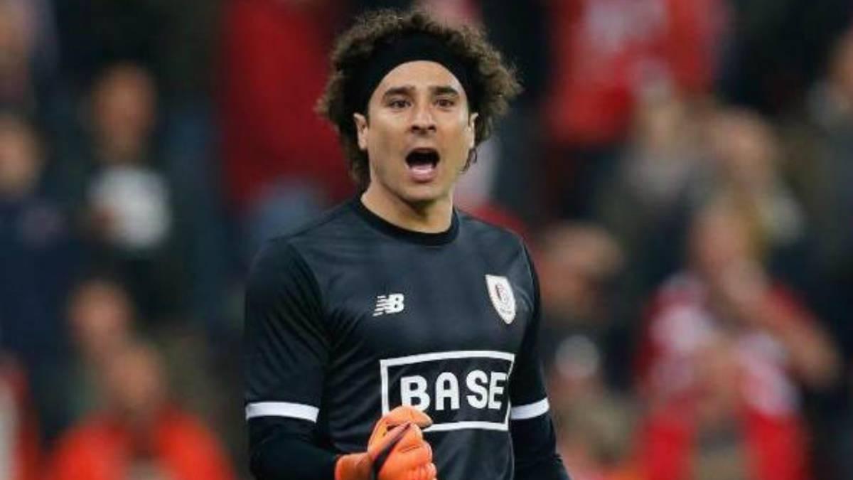 Guillermo Ochoa, Napoli, Fichaje, Serie A