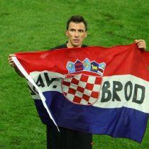 Mario Mandzukic, Selección, Croacia, Retiro
