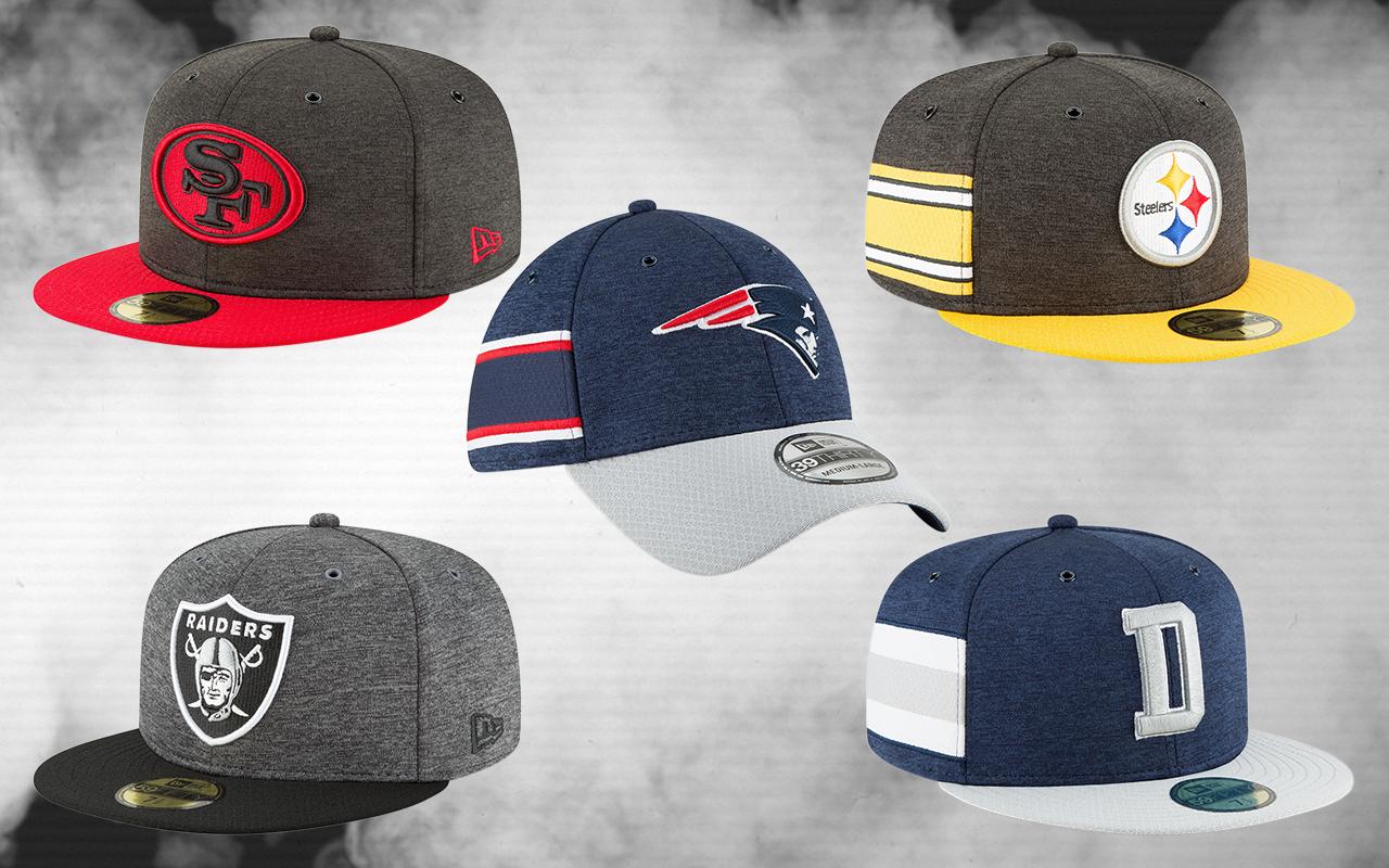 New Era NFL Defend Coleccion Gorras Temporada Portada
