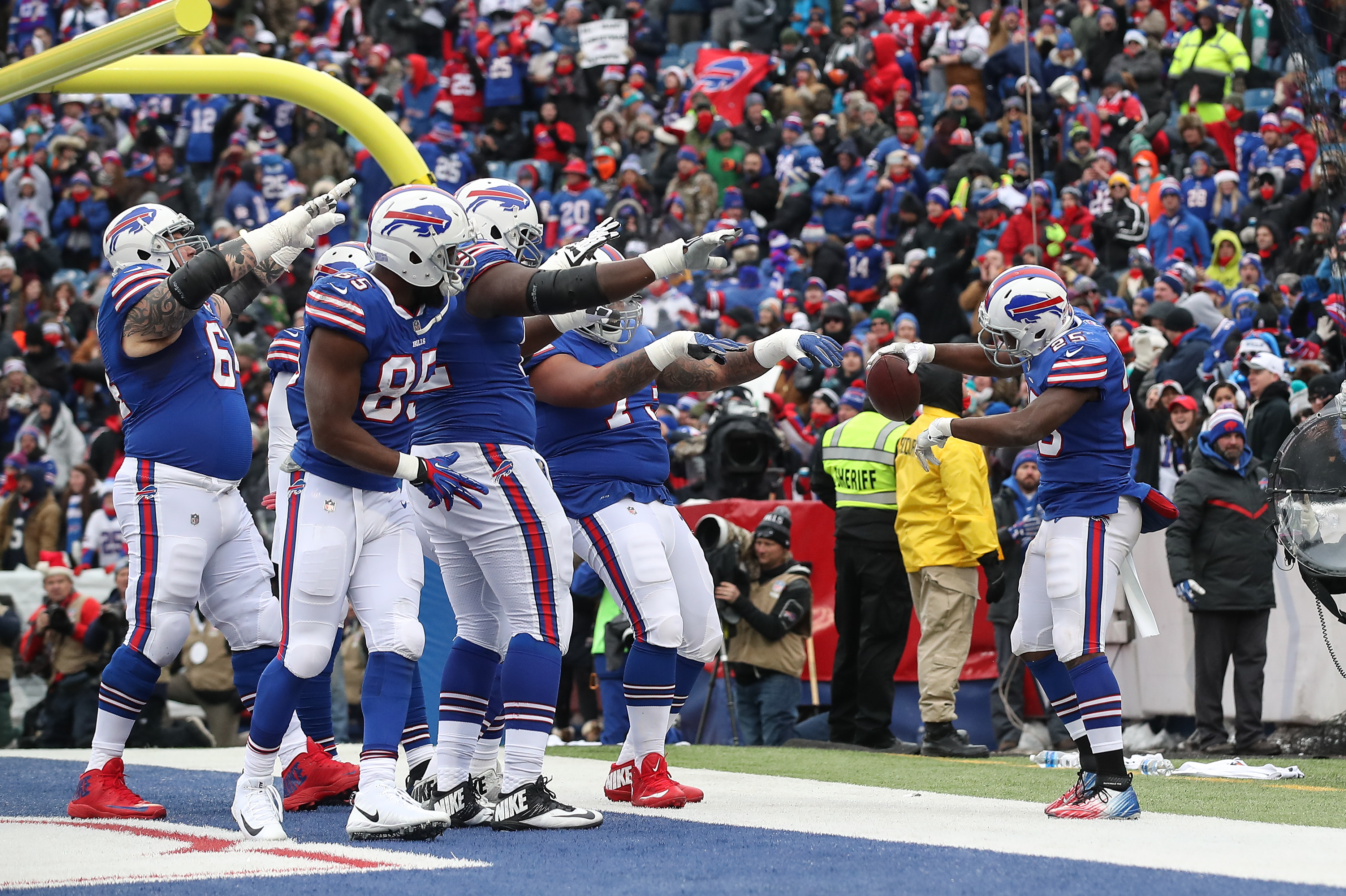 Richie Incognito, Buffalo Bills, Cortar Cabeza Padre, NFL