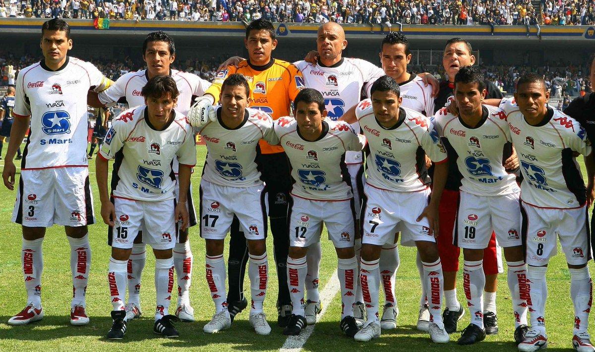 Jugadores Indios Ciudad Juárez Primera División
