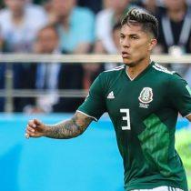 Selección Mexicana, Salcedo, Lesión, Duda, Tricolor, Tri