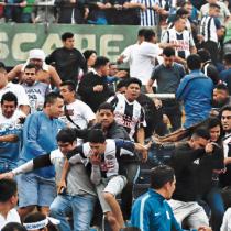 Tiroteo Clásico Perú Alianza Lima vs Sporting Cristal Los Pleyers