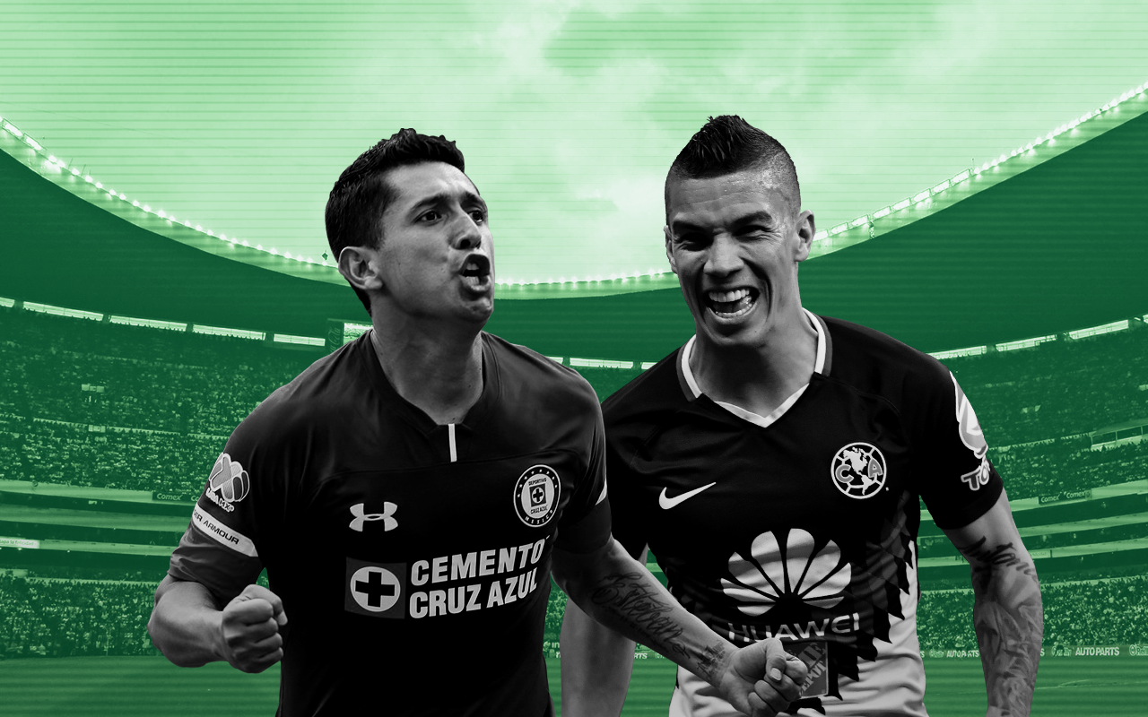 Cruz Azul América Rivalidad Aficion Apertura 2018 Liga MX