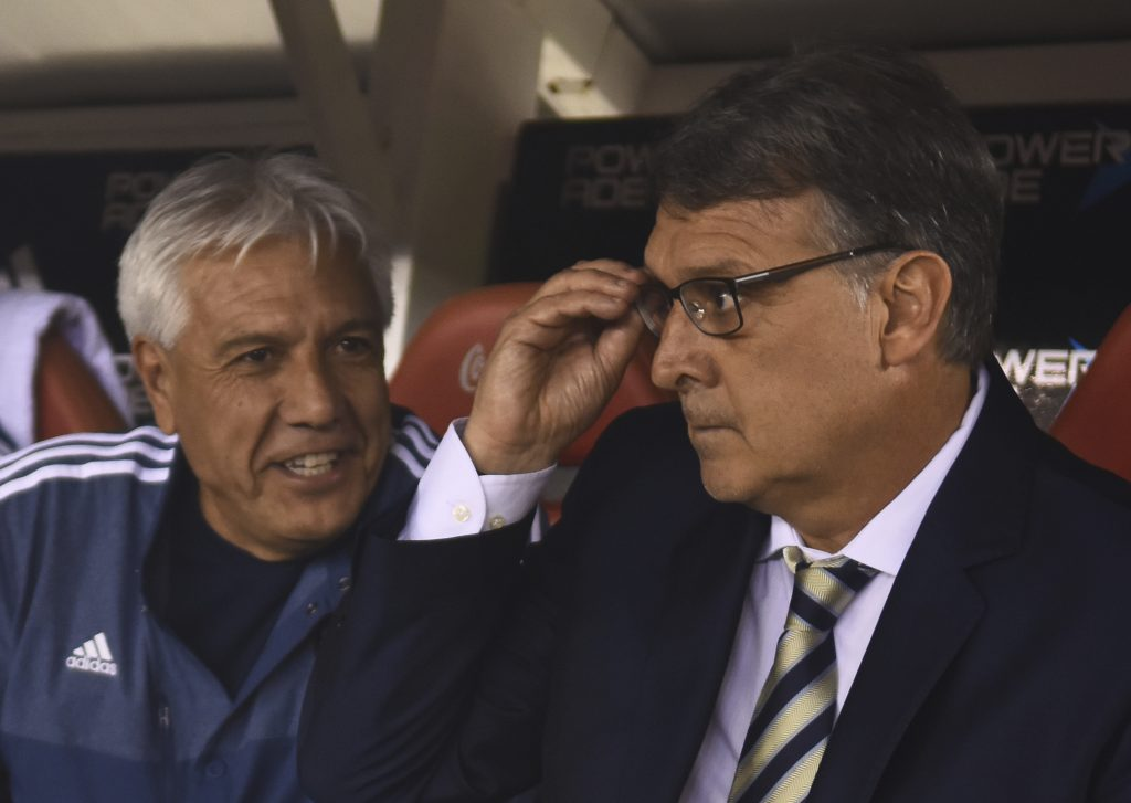 Gerardo Tata Martino Director Técnico Selección Mexicana Llegada Nuevo
