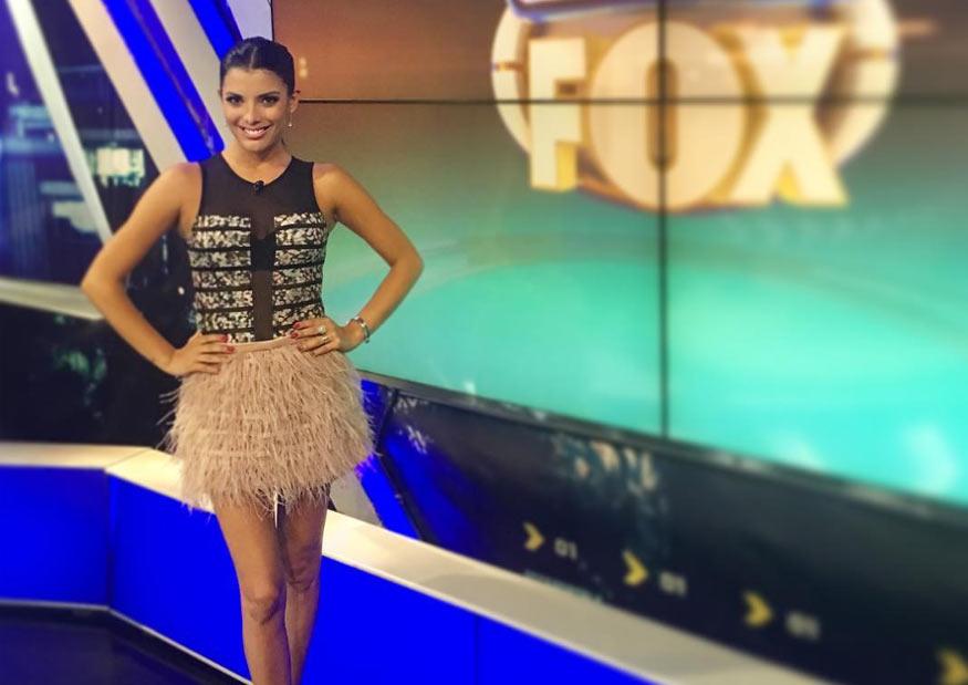 María Del Valle Fox Sports Los Pleyers