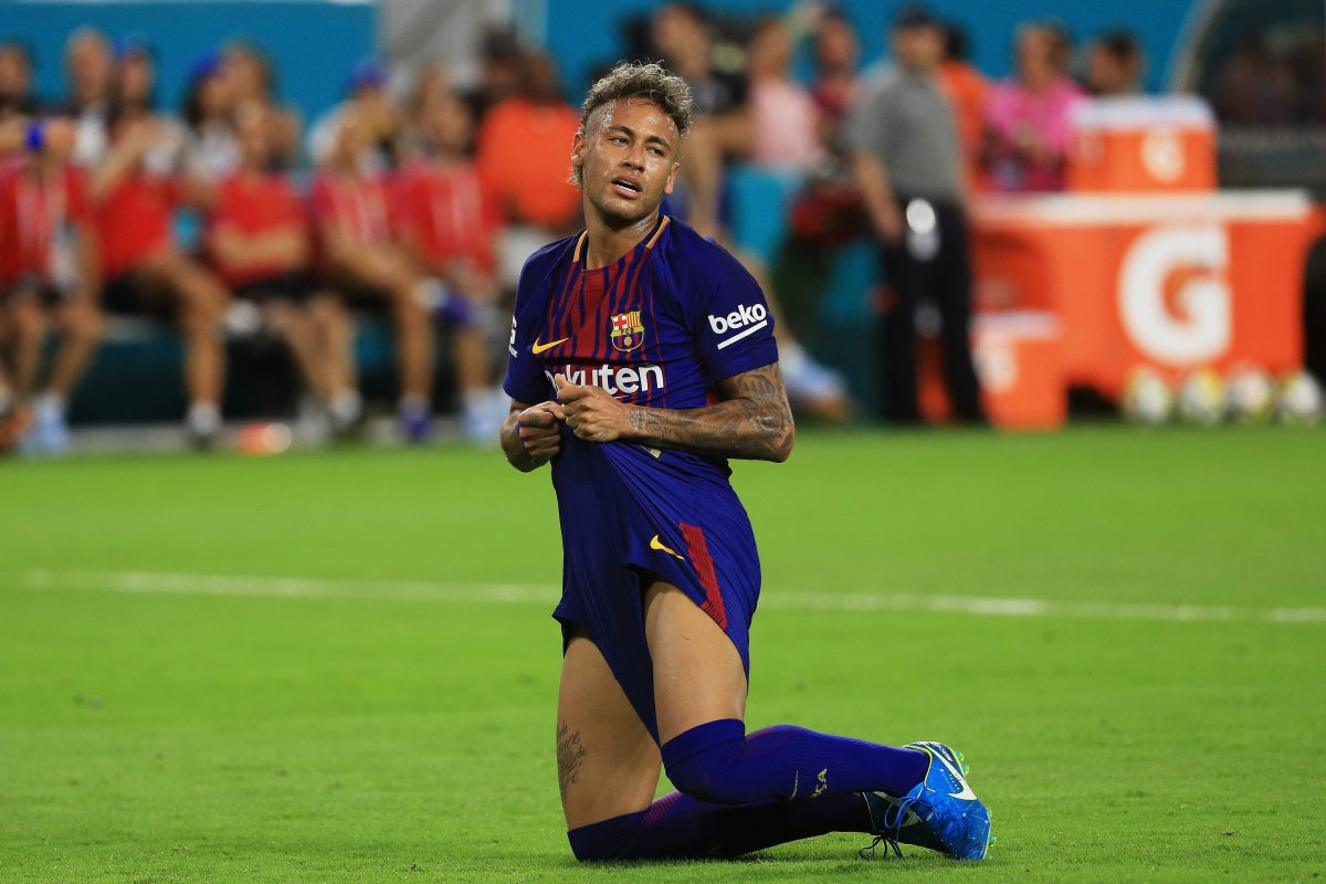 Neymar, Barcelona, Presidente, Volver, LaLiga