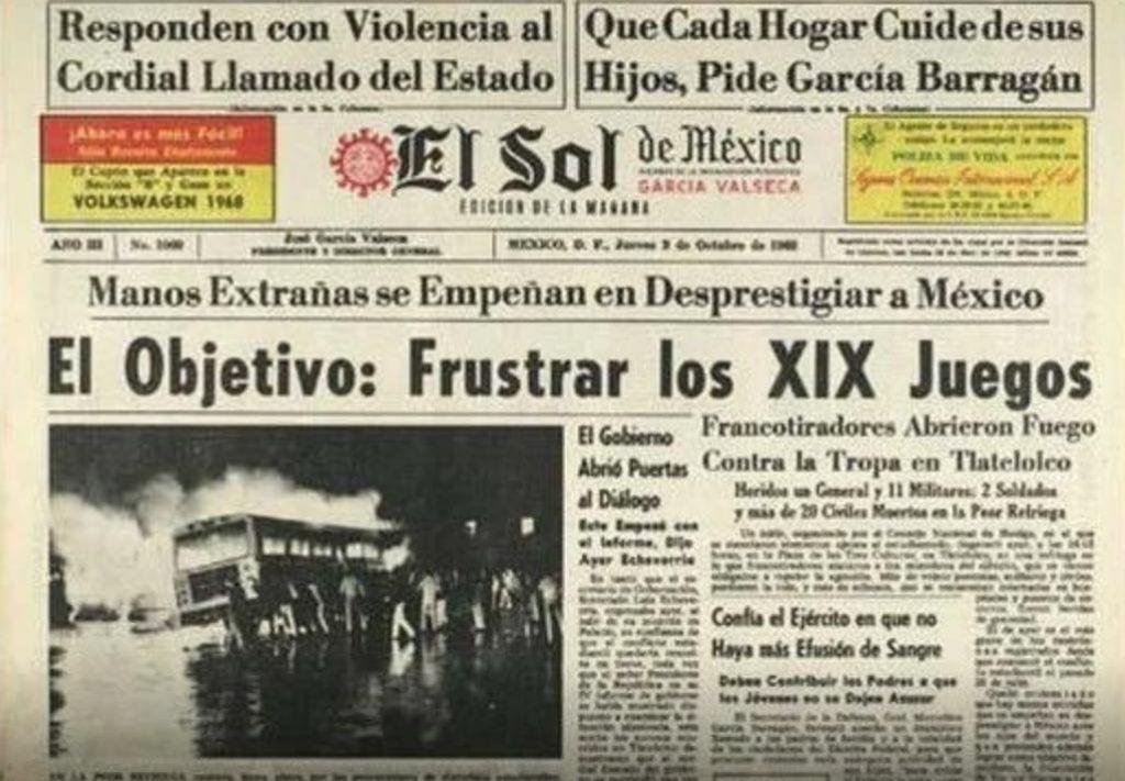 Sol de México 1968