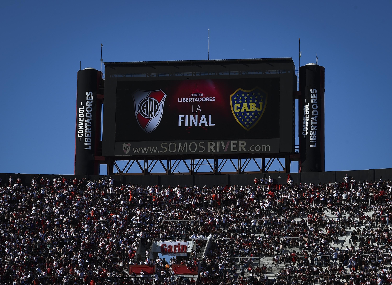 Copa Libertadores 2018 Doha Qatar Final Sede
