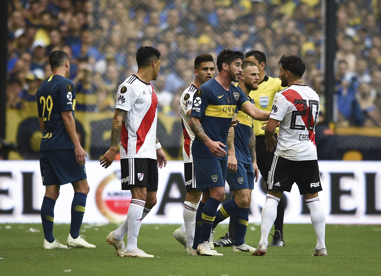 Final Copa Libertadores Europa Génova Los Pleyers
