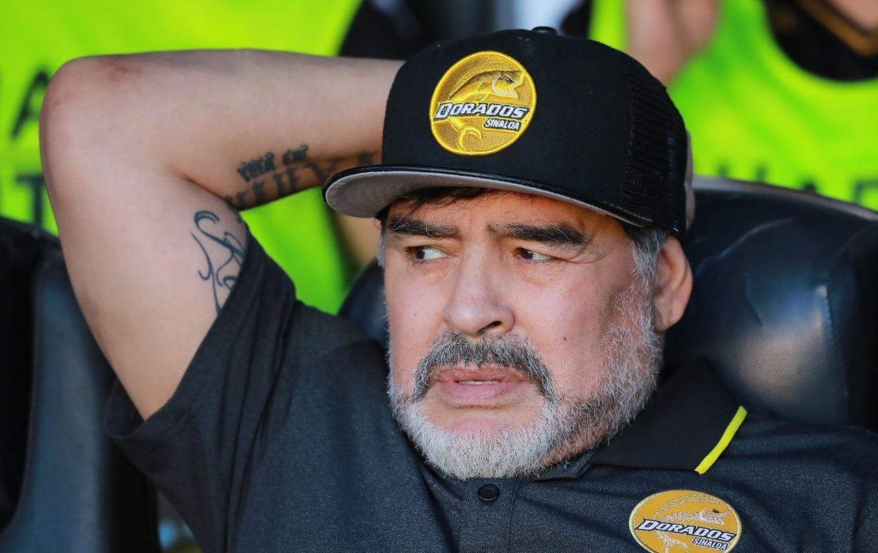 Multa Económica, FMF, Maradona, Sanción, Árbitros