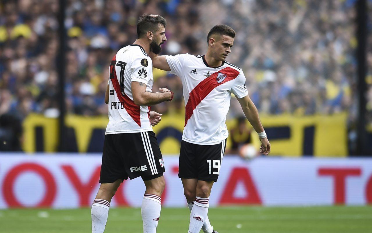 Unidad Disciplinaria, River Plate, Conmebol, Proceso