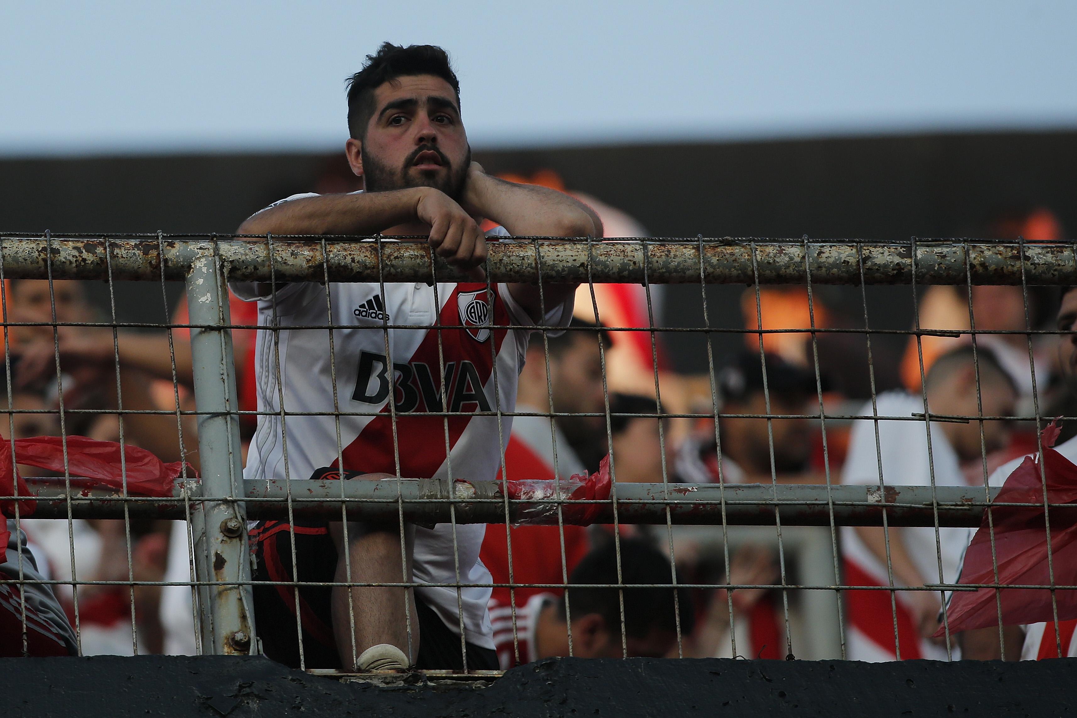 Motivo Suspensión Final Boca Juniors River