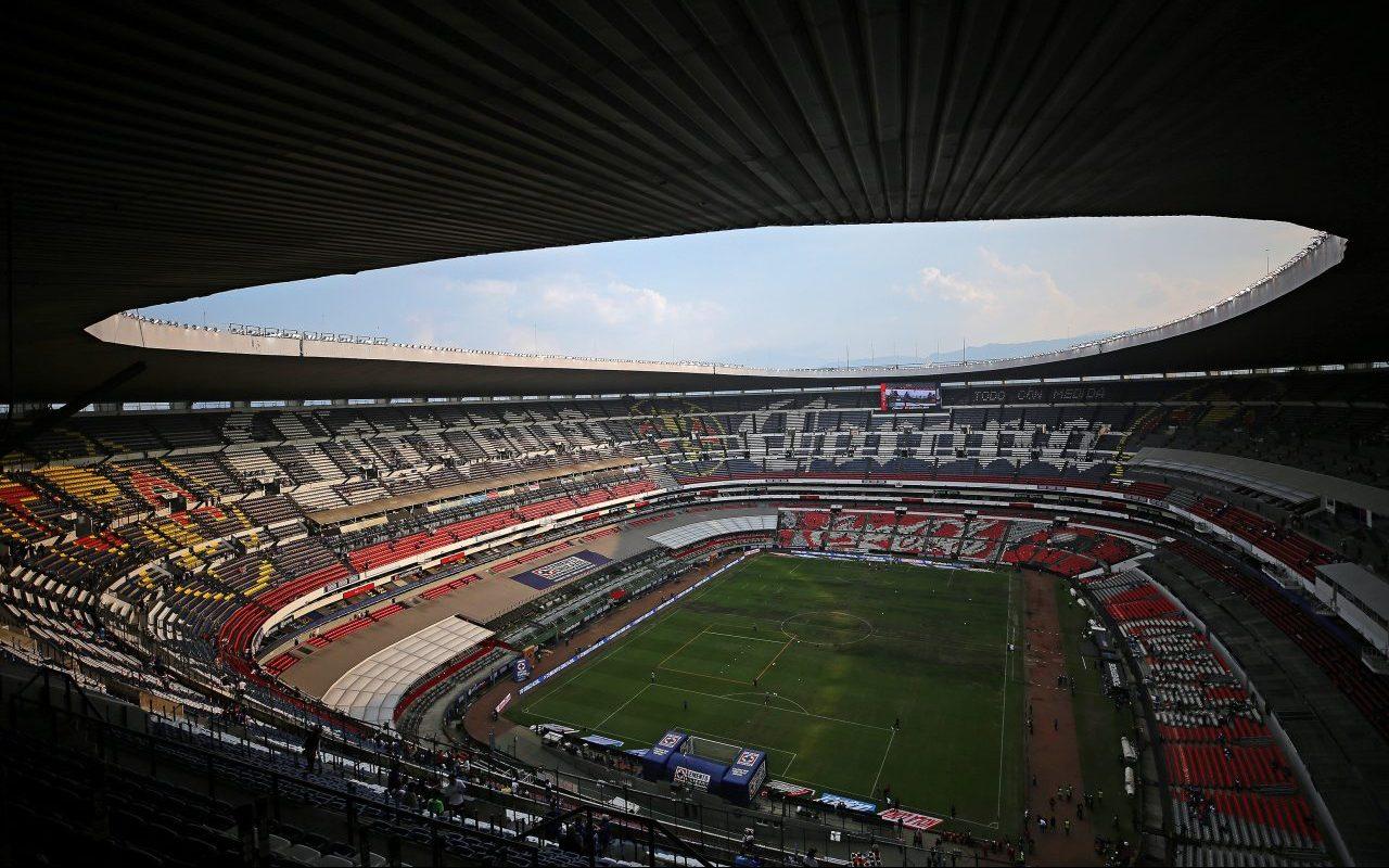 NFL trata de arreglar la cancha del Estadio Azteca. Noticias en tiempo real