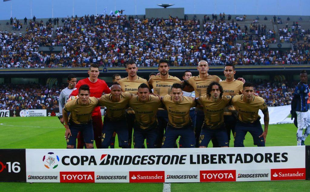 Copa Libertadores, Liga MX, Conmebol, Exhibir
