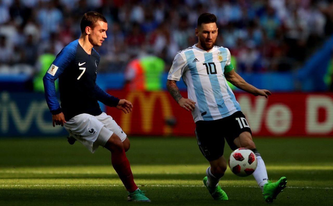 Griezmann no llegó al Barcelona por culpa de Messi. Noticias en tiempo real