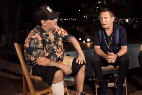 Julio César Chávez, Diego Maradona, Ascenso MX, Dorados Los Pleyer