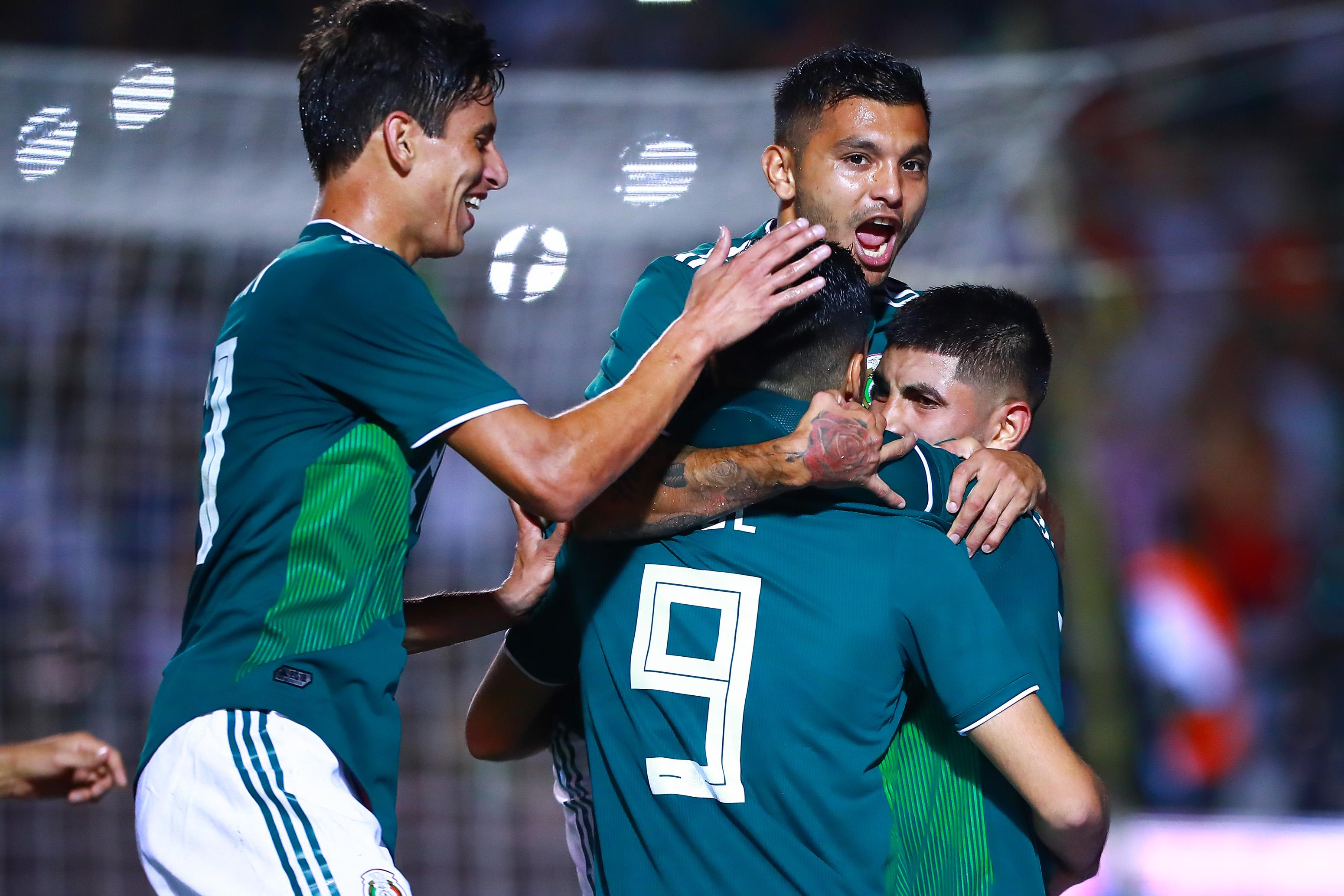 ¿A qué hora juega México vs Argentina… otra vez?. Noticias en tiempo real