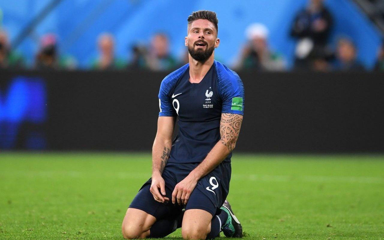 Olivier Giroud, Homosexual, Futbol, Imposible, Tolerancia