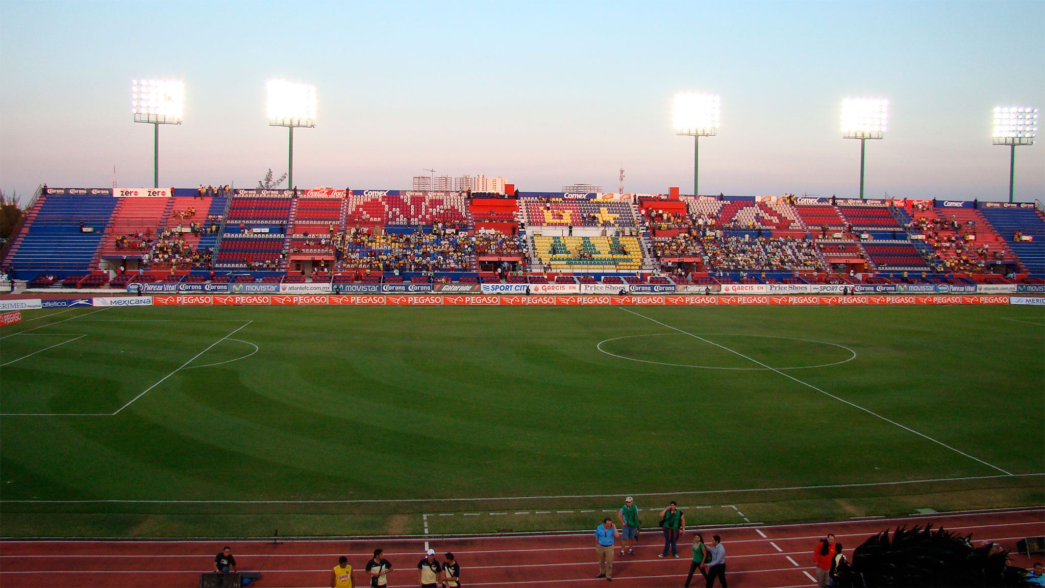 Ascenso Menos Aficionados Estadios Alebrijes Oaxaca