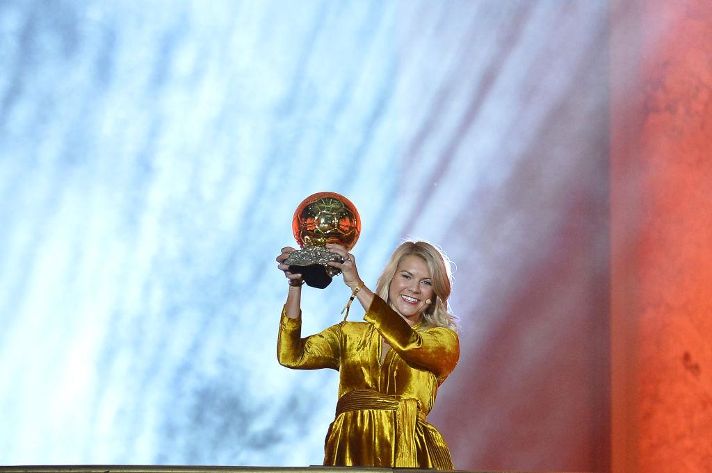 Ada Hegerberg Balón Oro Los Pleyers