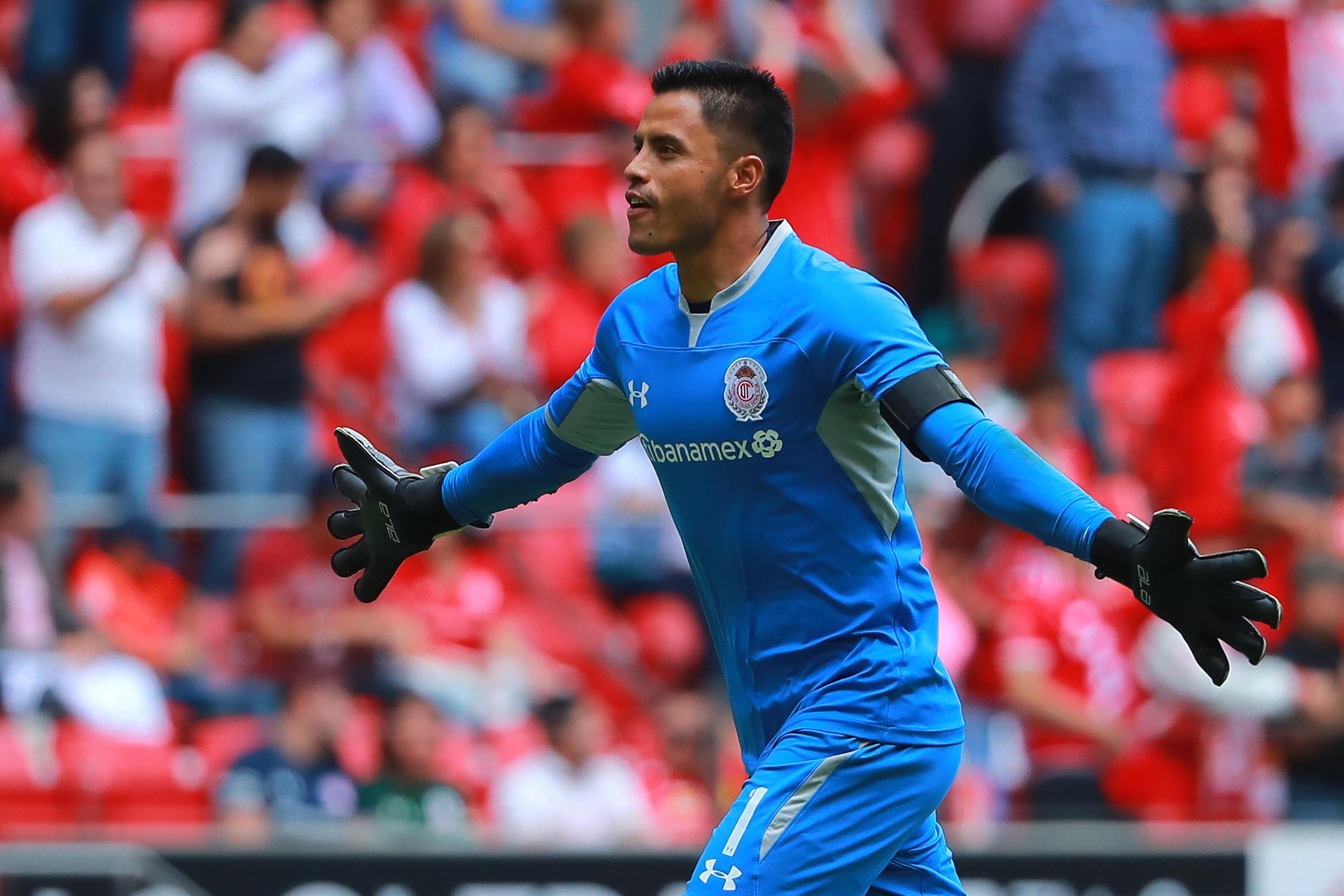 Alfredo Talavera Chivas Refuerzo Rumor Toluca Draft