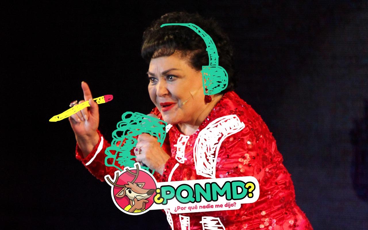 Carmen Salinas Columna Deportes Esto Los Pleyers