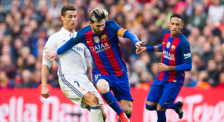 Cristiano Ronaldo Lionel Messi Final Copa Libertadores