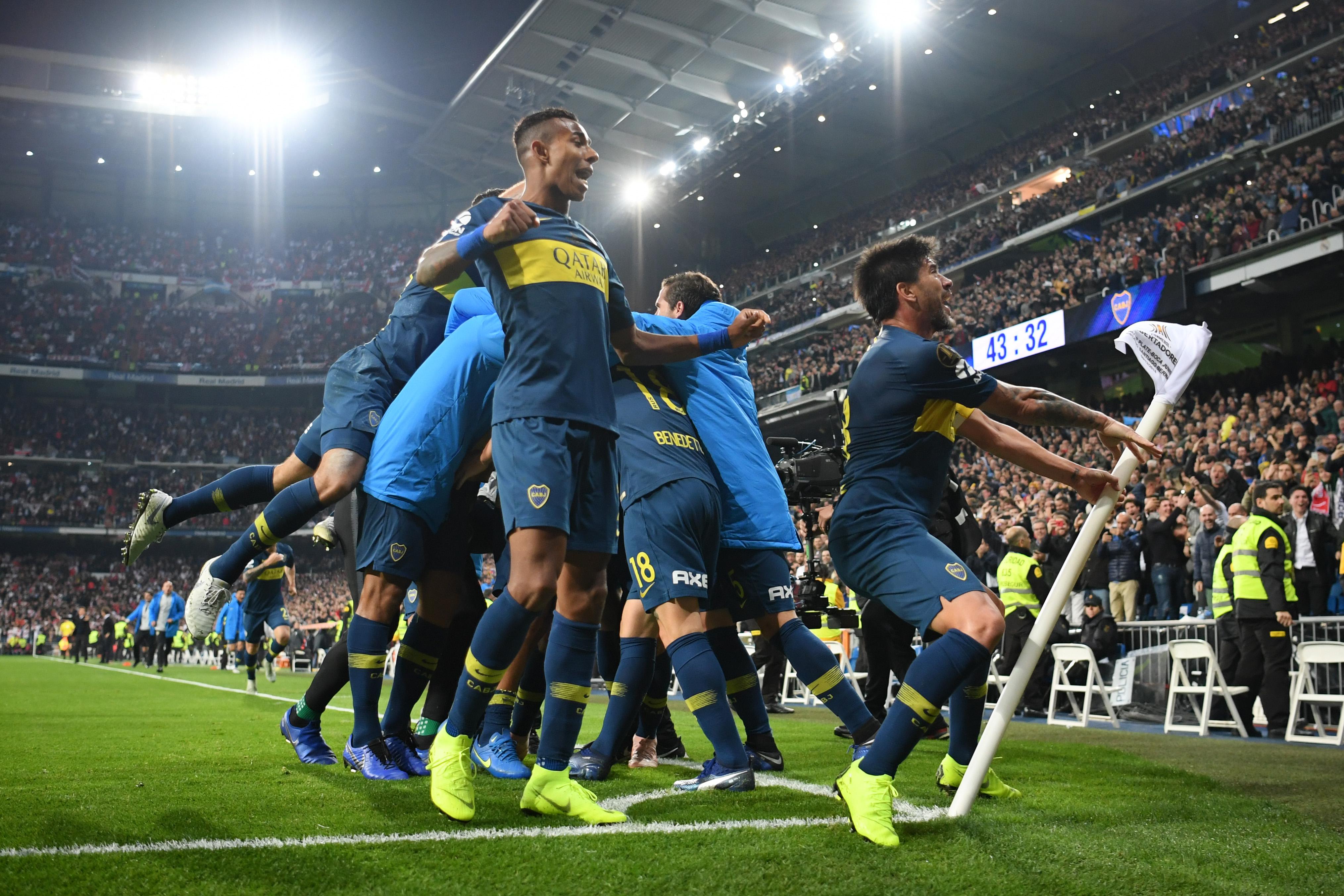 Boca Juniors Puede Campeón Copa Libertadores
