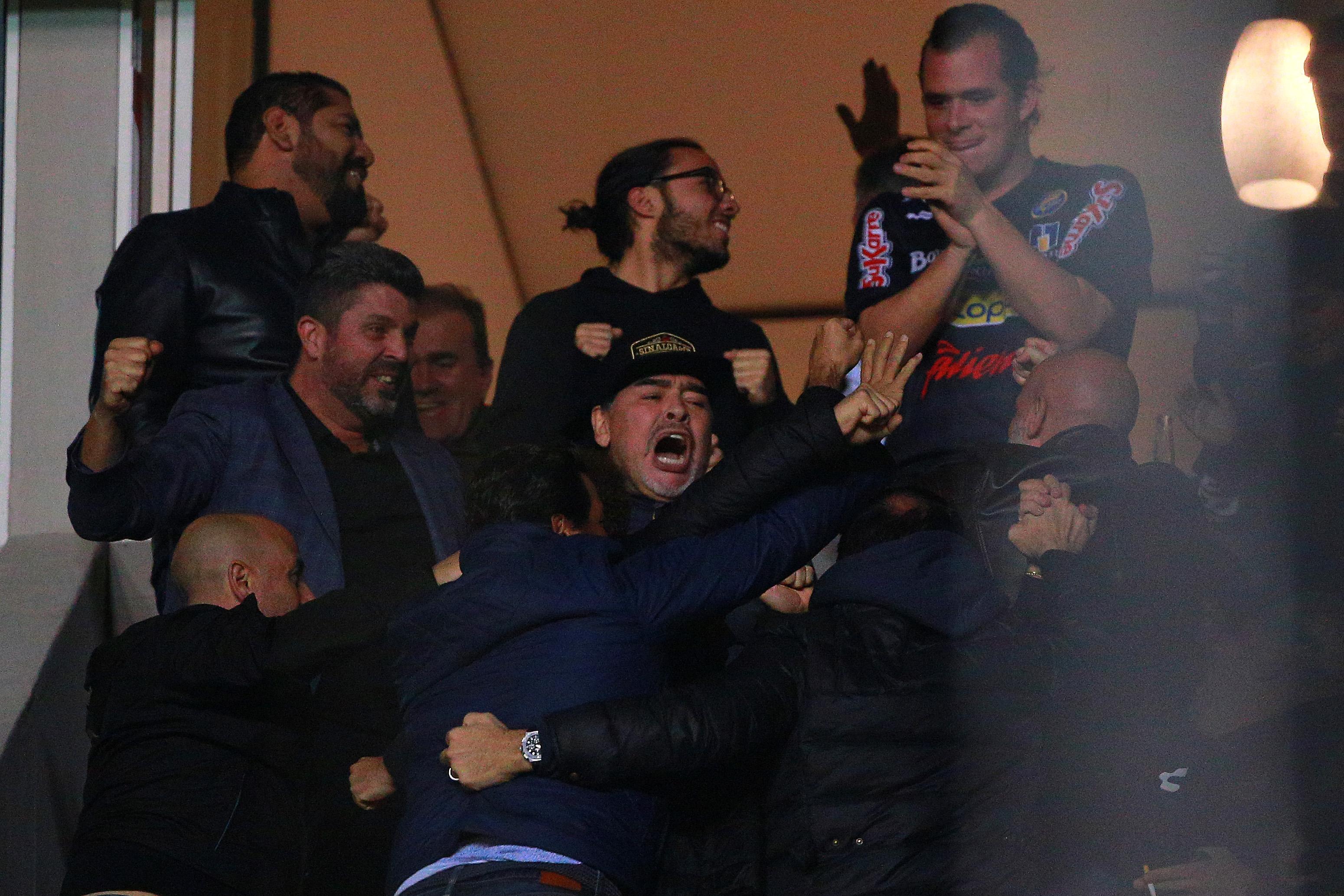 Atlético San Luis Incumplió Seguridad Maradona