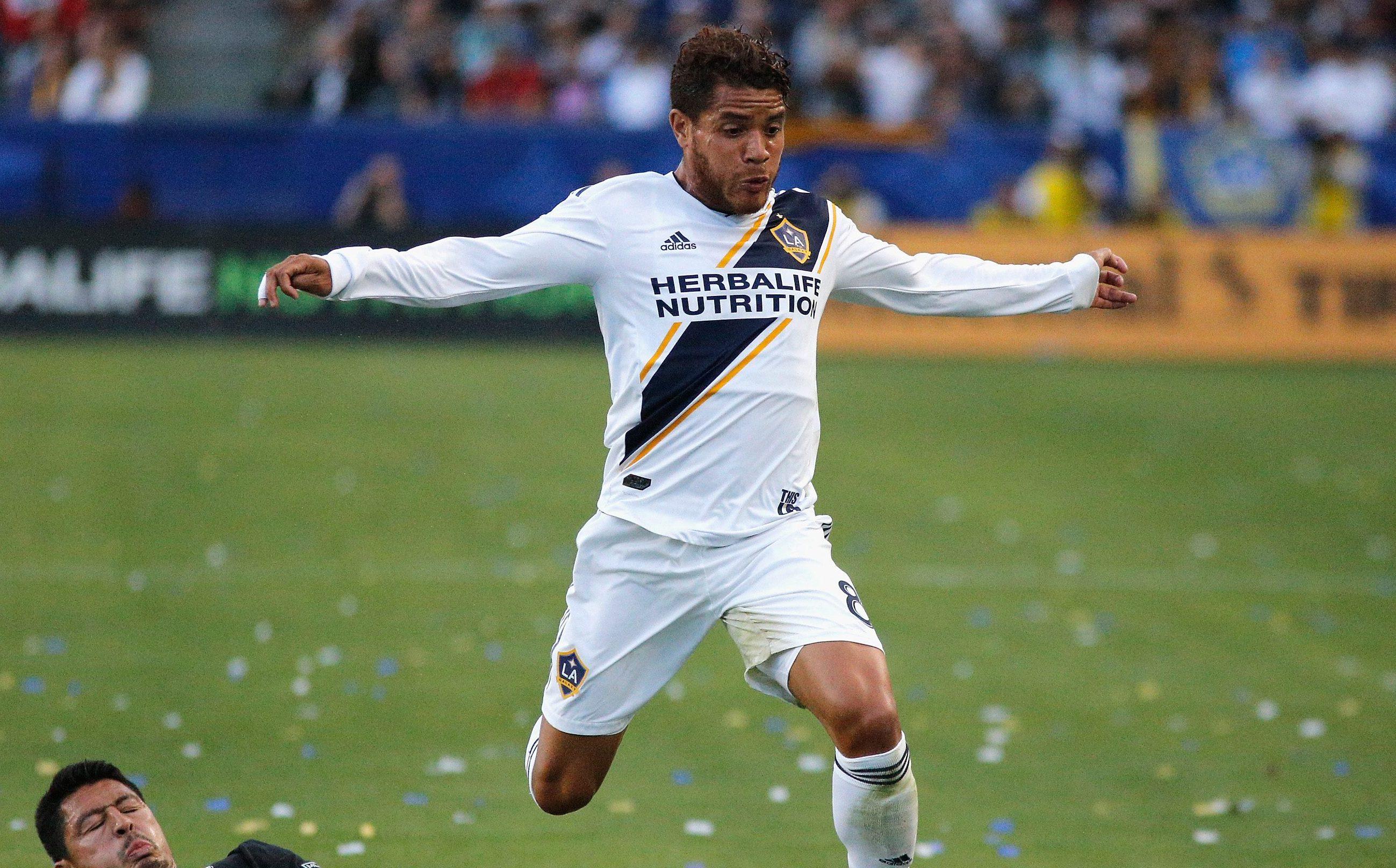Barros Schelotto Técnico Galaxy Hermanos Dos Santos MLS