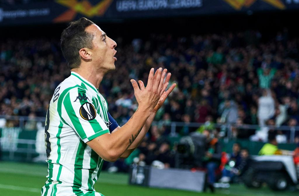 Andrés Guardado, Diego Lainez, Real Betis, Fichaje Los Pleyers