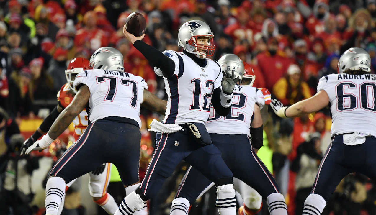 Tom Brady, Real Madrid, Comparar, NFL