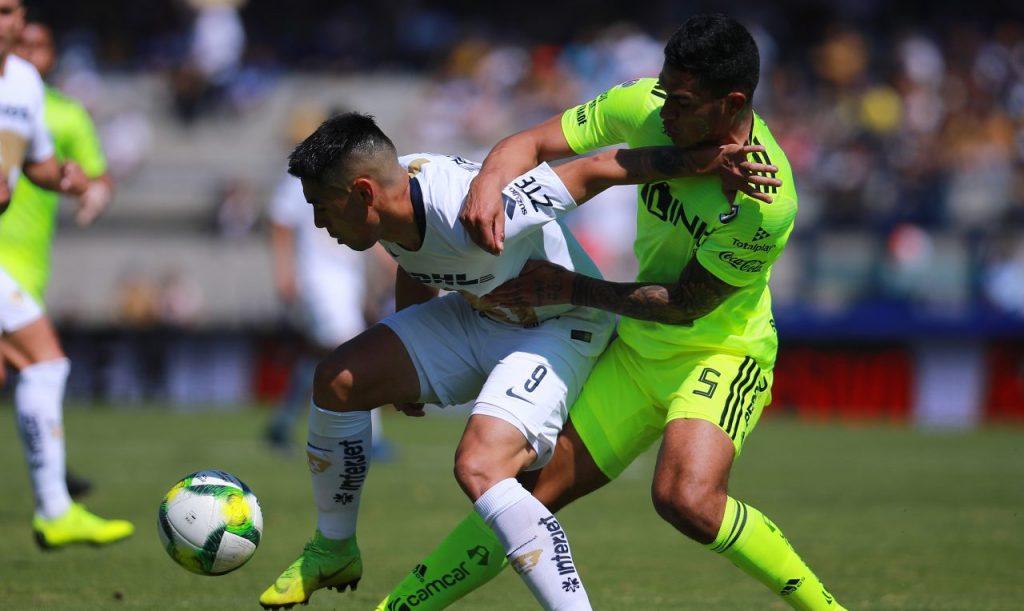 Clausura 2019, Pumas, Atlas, Resultado, Crónica