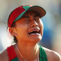 Lupita González, Perderse, Panamericanos, Dopaje, Doping
