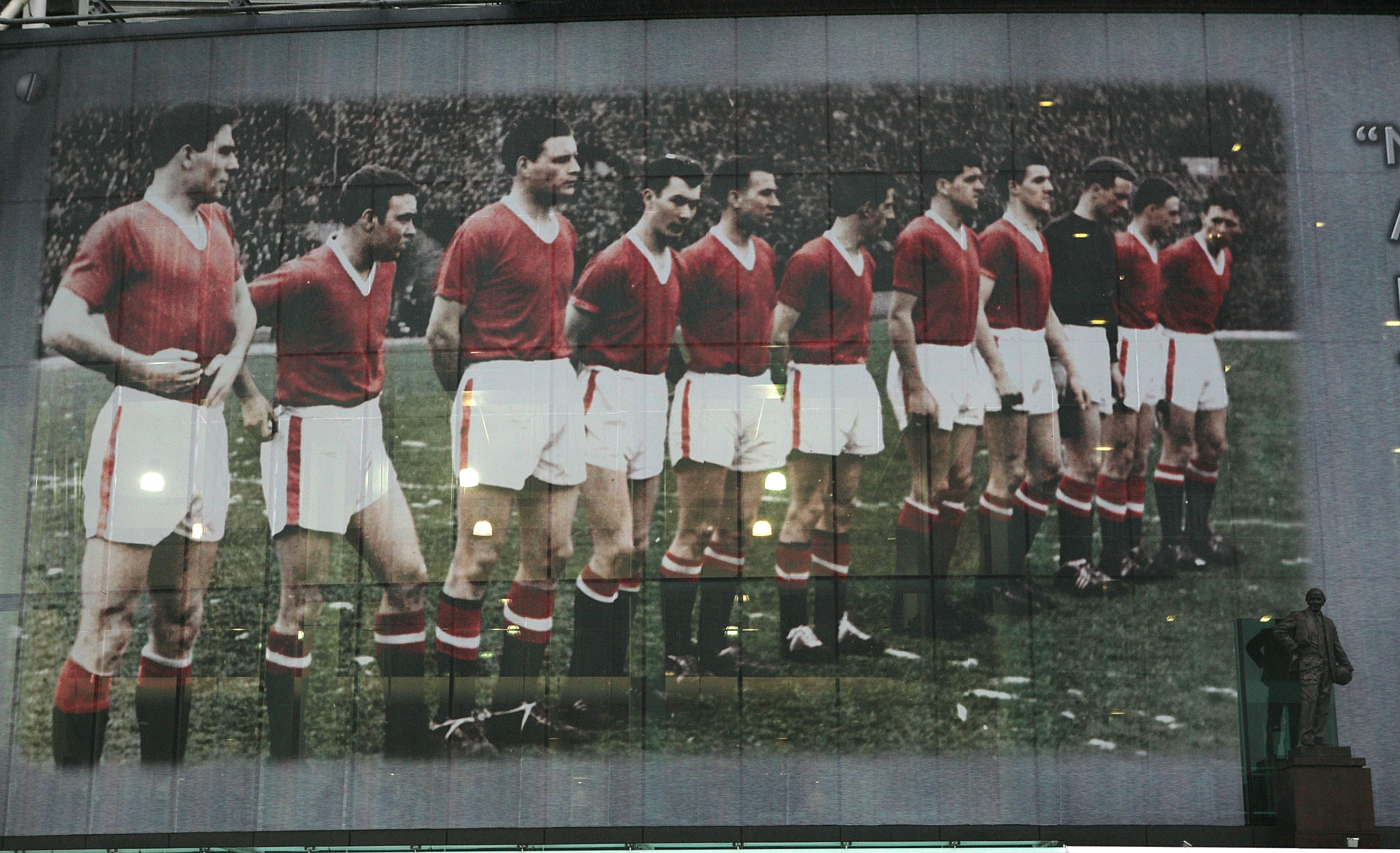 Manchester United, Busby Babes, Accidente, Munich Los Pleyers