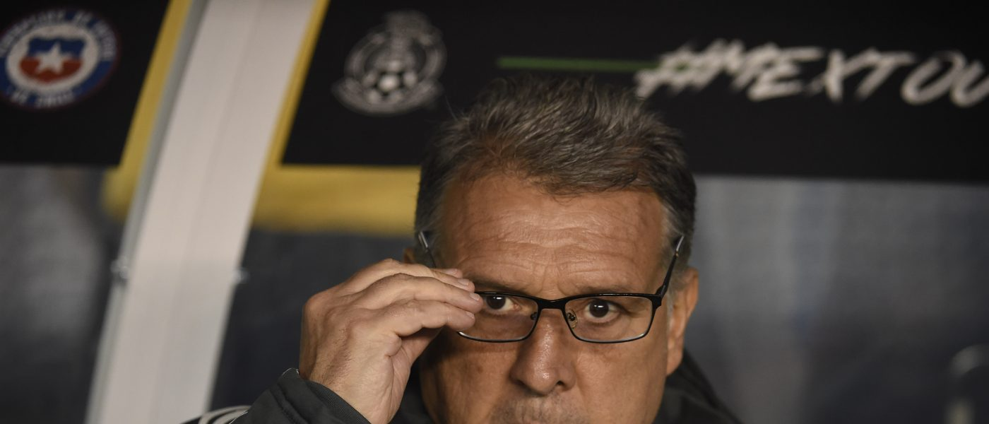 Tata Martino Newell's Old Boys Tri Argentina Los Pleyers