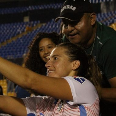 06/10/2019, Aficionado señalado por acoso sexual tras el Tigres Femenil vs Houston Dash sale en su defensa
